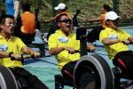 图文-奥运舵手总决赛第二集国家队选手张德常