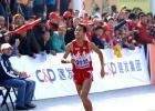 图文-2008厦门国际马拉松战报邓海洋勇猛冲刺