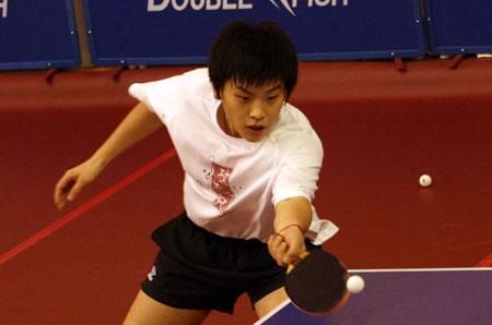 柔道-中国乒乓球队首堂公开训练课郝帅紧盯来dnf圣物套女图文搬砖图片
