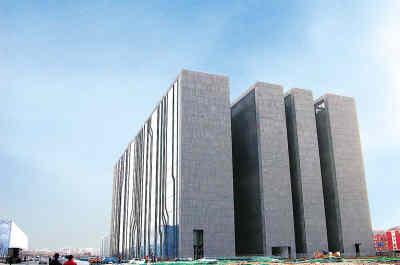 图文-北京建筑的新地标--奥运之光数字北京大厦