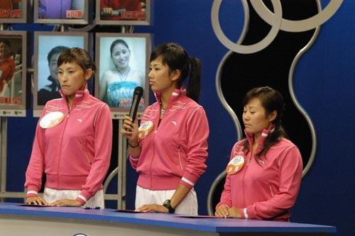 图文-奥运舵手选拔女子组决赛李响在比赛中