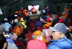 图文-奥运火炬正向珠峰峰顶冲刺 关注直播报道