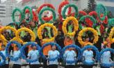 图文-北京奥运圣火在汕头传递 奥运
