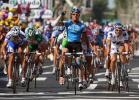 图文-环法自行车赛第12赛段结束第三次夺赛段冠军
