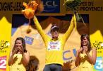 图文-环法自行车赛第14赛段结束埃文斯黄衫依旧