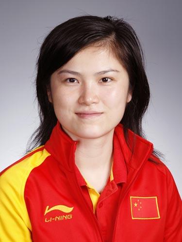 图文-北京奥运会中国代表团成立 射击队队员费逢吉