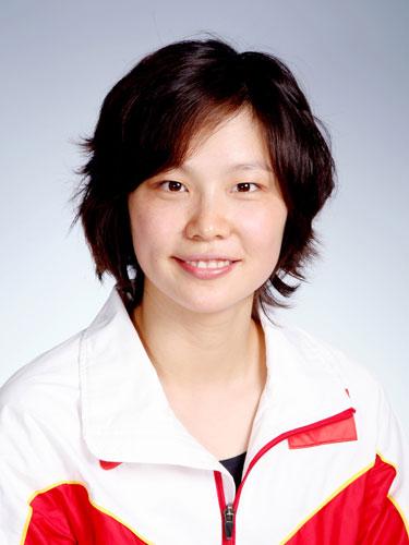 图文-北京奥运会中国代表团成立 游泳队队员汤景之