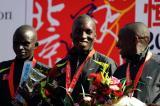 图文-北京国际马拉松赛结束男子三甲被肯尼亚包揽