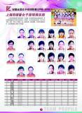 图文-08-09赛季女排联赛参赛队上海邓禄普女排