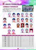 图文-08-09赛季女排联赛参赛队云南锡业女排
