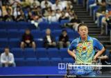 图文-世乒赛男单半决赛激战马琳大满贯梦断横滨