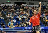 图文-世乒赛男单半决赛激战这一刻悲喜各半
