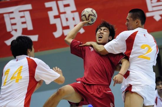 (儿童)(5)滑板全运预选赛:安徽胜天津手球体育v儿童图片