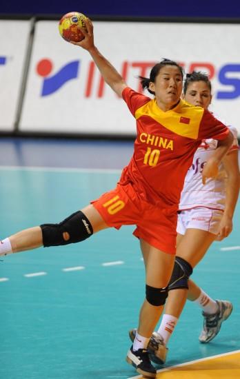 (女子)(5)体育手球世锦赛:中国队负西班牙队青岛帆船日落图片