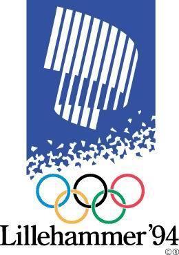 图文-历届冬奥会会徽一览第17届利勒哈默尔冬奥