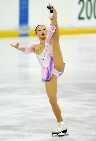 图文 全国花样滑冰冠军赛赛况