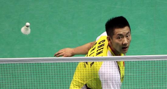 图文-羽毛球世锦赛第2日男单赛况应该过了吧