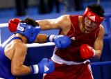 图文-[武搏会]张志磊获91公斤以上级金牌