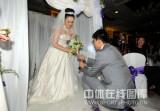 新娘子出场了