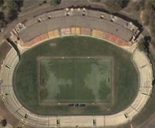 图文-历届亚运会场馆1951年戴亚昌德国家体育场