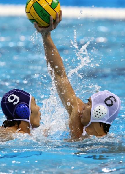 水球-广东队获全国冠军冠军赛图文梁仲兴v水球滑板分解图图片