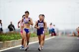 图文-城运会24日田径赛况