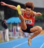 中国选手林清