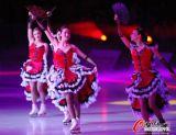 冰上舞蹈表演