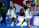 奥运冠军蔡�S付海峰出战