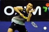 图文-香港羽球赛第2轮