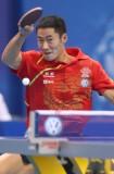 ―世界团体挑战赛:中国男队夺冠