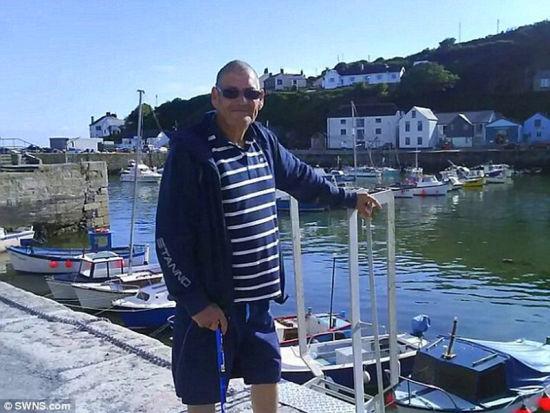 英国老人抗癌4年,痊愈之日遇车祸不幸身亡。