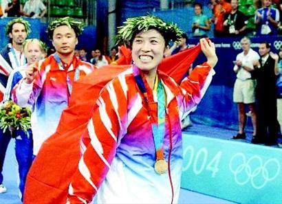 湖北准奥运阵容名单:杨威程菲领军高��力争三连冠