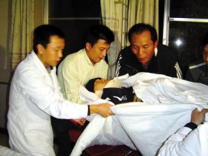 汤淼抵京治疗院方豪华硬件配置今日将接受详细检查