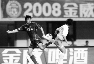 深陕之战上演血性足球忻峰祝福老东家保级成功