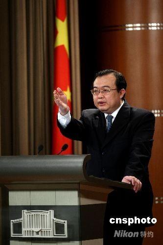 外交部发言人刘建超:中国决不接受将奥运会政治化