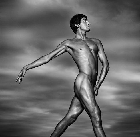 BODY 运动员裸照写真系列 花样滑冰莱萨切克