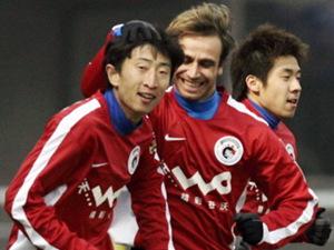 辽宁2-1陕西
