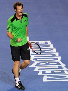 穆雷鏖战226分钟淘汰费雷尔连续两年闯入澳网决赛