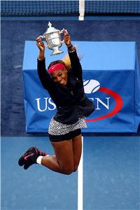 小威完胜沃兹实现美网三连冠收个人第18座大满贯