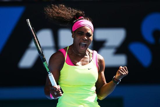 小威晋级澳网女单决赛