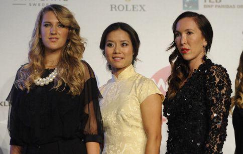 白组:阿扎、李娜及扬科