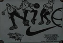 打出自己的荣耀Nike高中联赛DIY海报获奖名单