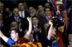 国王杯-梅西入球 巴萨第25次夺冠