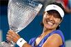 悉尼赛李娜逆转胜小克 首夺顶级赛冠军