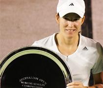 海宁再次退役 澳网夺冠回忆