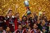 2011意大利超级杯 AC米兰2比1逆转胜国际米兰夺冠