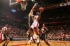 NBA-詹姆斯准三双 热火35分大胜