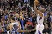 NBA-比卢普斯三分绝杀 快船主场胜小牛