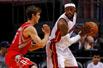 NBA-詹姆斯32+8热火胜火箭